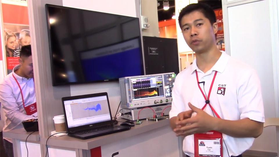 EMC Simulation and Measurement at CST