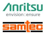 Anritsu and Samtec