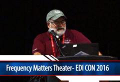 Eric at EDI CON