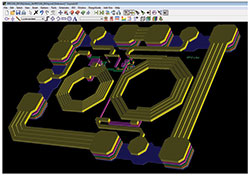 Enhanced 3D, EM and Electro-Thermal Simulation for Wireless Design