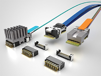 PLDA and Samtec Demonstrate PCIe 4 0 Communication over Twinax Cable