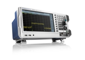 R&S Spectrum Analyzer