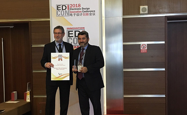 EDI CON China 2018 Announces Winners In Innovation Awards