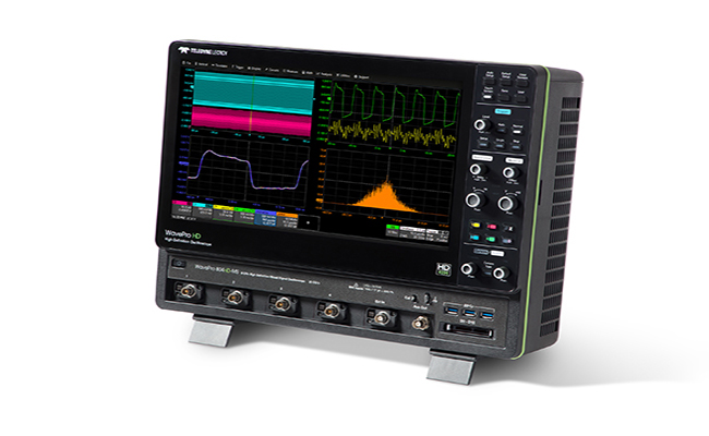 Teledyne LeCroy Launches WavePro HD Oscilloscopes