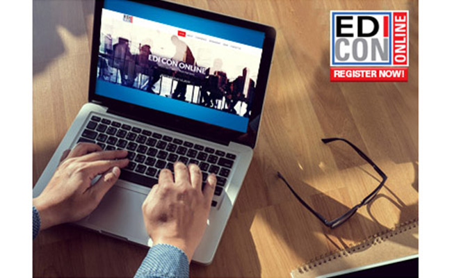 EDI CON Online Registration Opens Giving Free Access to