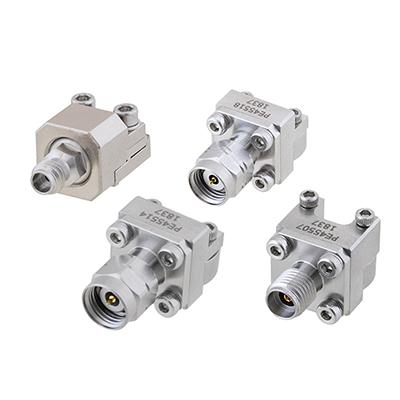 Mmwave-removeable-end-launch-pcb-connectors