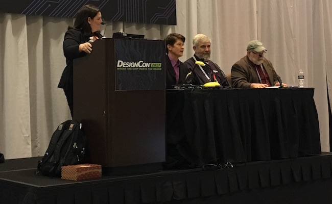 DesignCon Engineer of Year Panel 2017