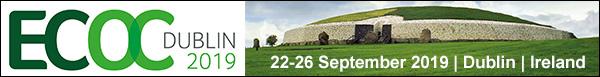 ECOC 2019 | 22-26 September 2019 | Dublin