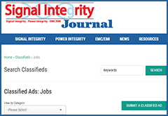 New Job Openings on SIJ site